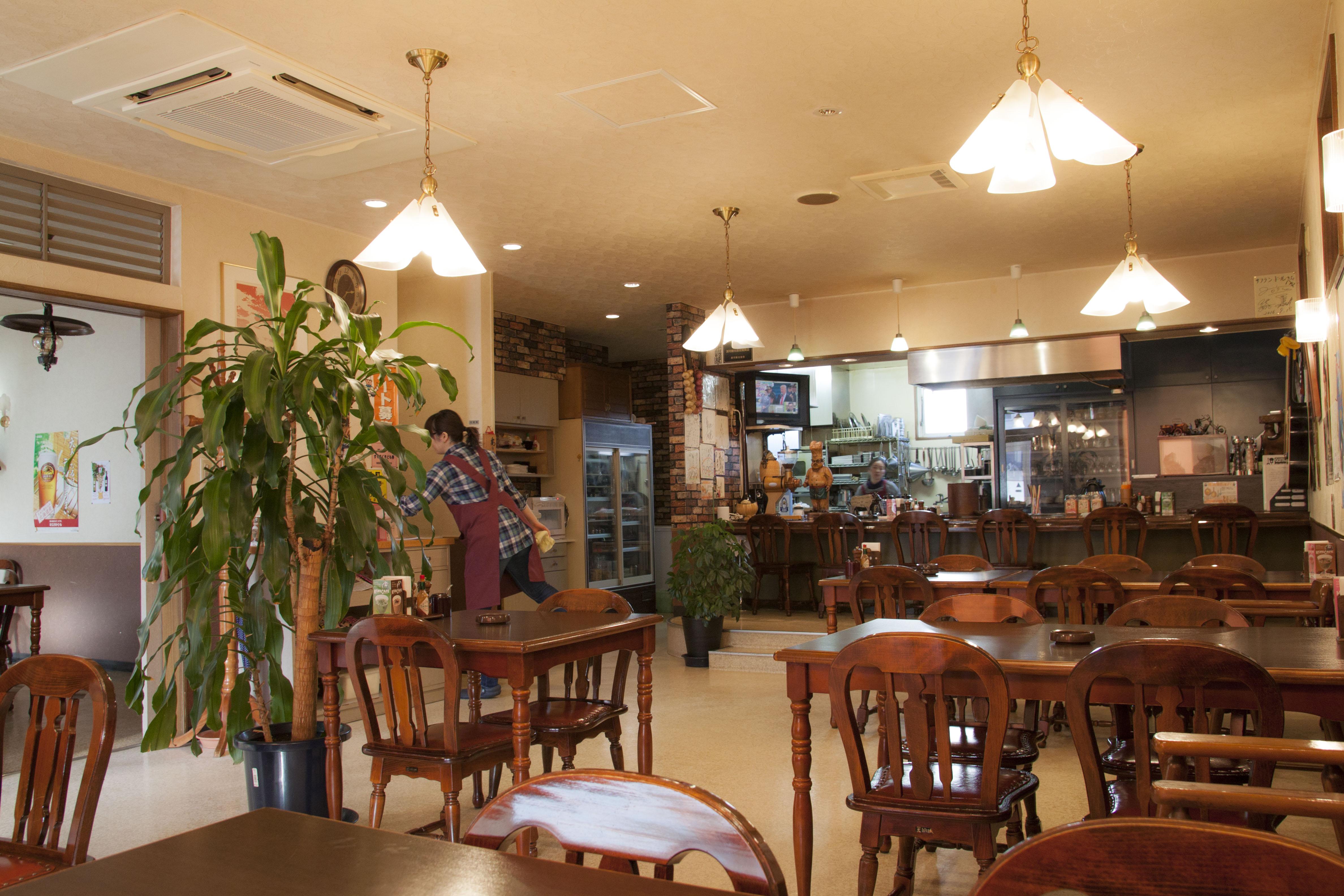 レストラン サフランドール