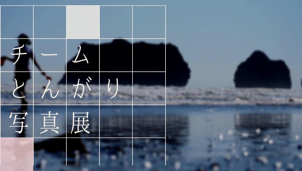 北海道カメラ女子の会「チームとんがり」写真展